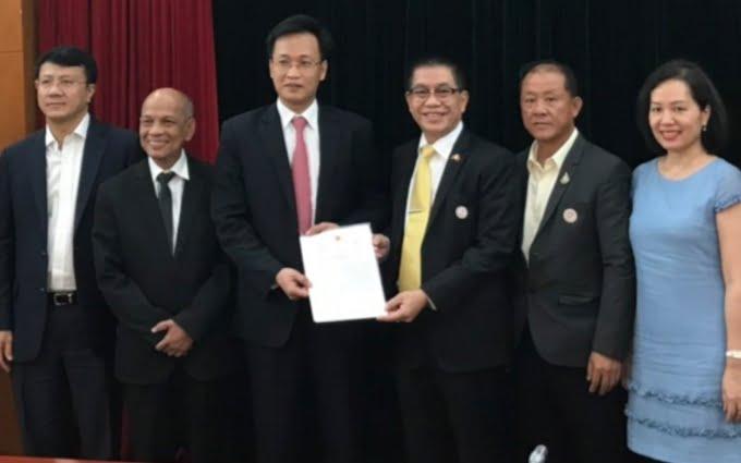 Đại diện Ban kinh tế T.Ư cam kết hỗ trợ, thúc đẩy các hoạt động tích cực của cộng đồng doanh nhân kiều bào.
